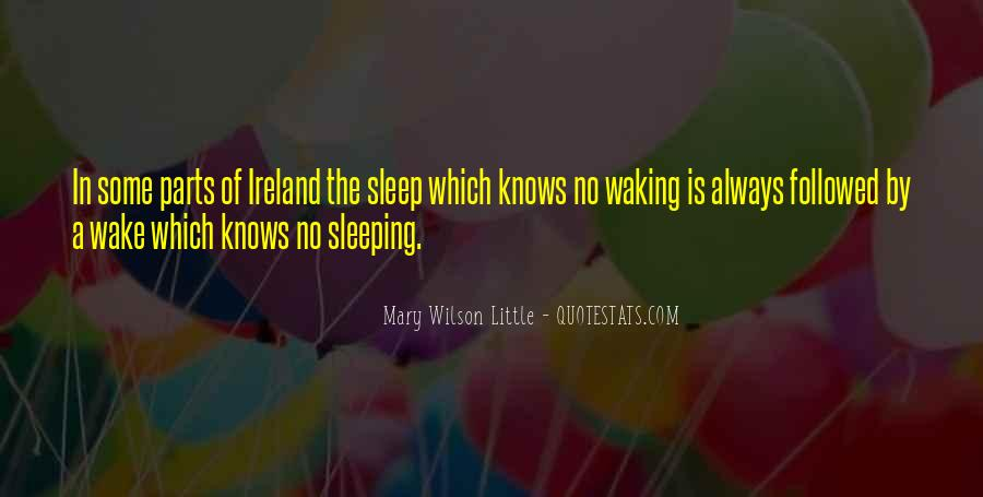 Mary Wilson Little Quotes #664039