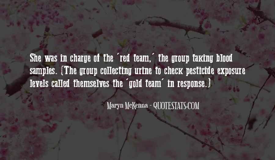 Maryn McKenna Quotes #30351