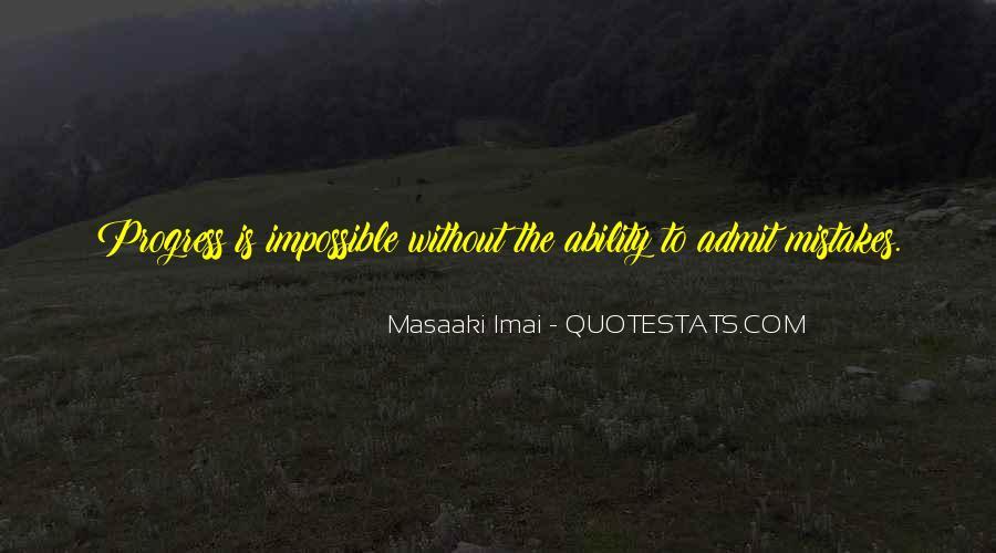 Masaaki Imai Quotes #1073542