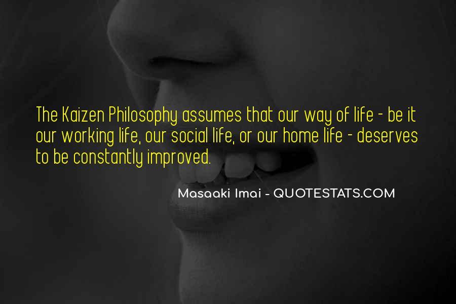 Masaaki Imai Quotes #1496646