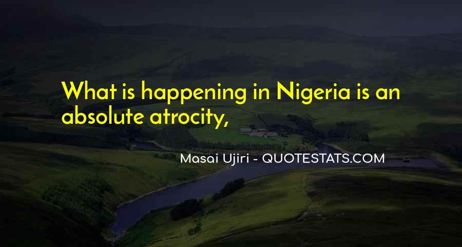 Masai Ujiri Quotes #1314338