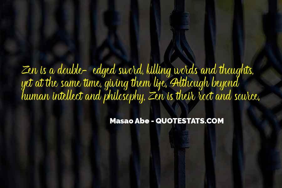 Masao Abe Quotes #1152863