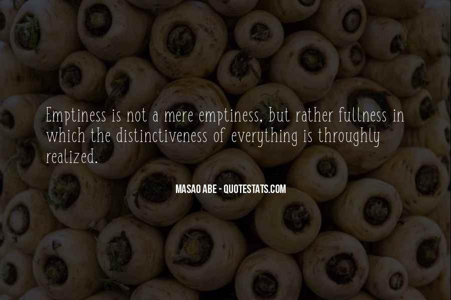 Masao Abe Quotes #327540