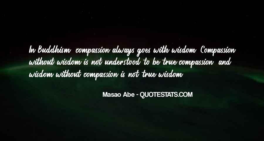 Masao Abe Quotes #744468