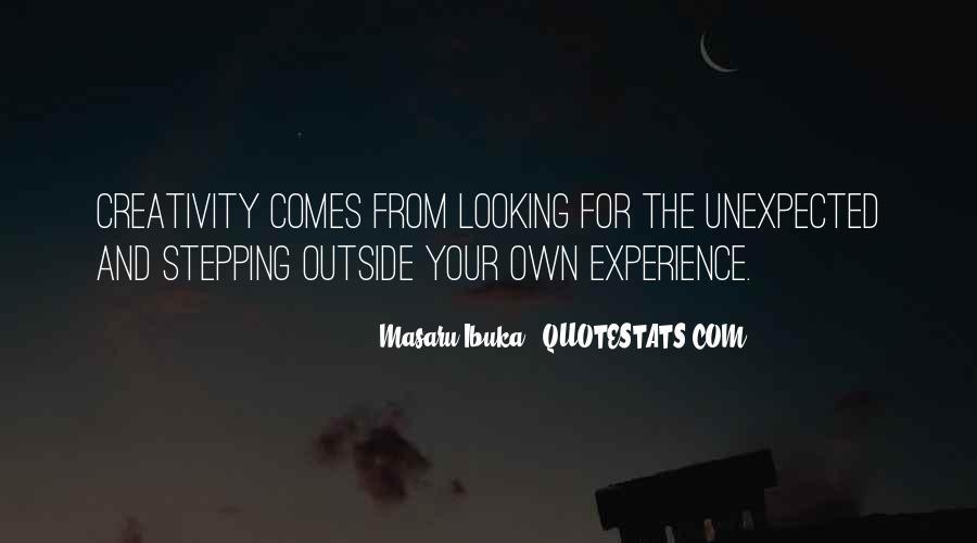 Masaru Ibuka Quotes #1678328