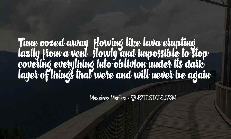 Massimo Marino Quotes #1069897