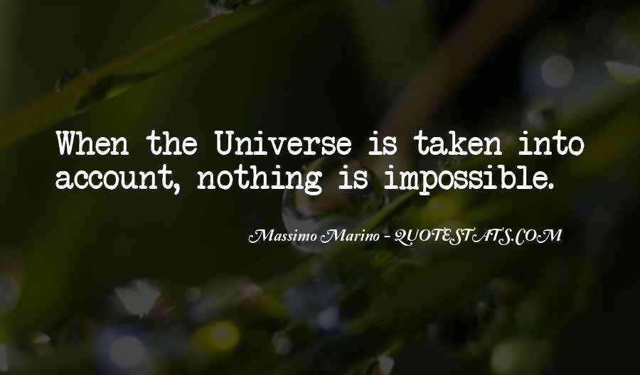 Massimo Marino Quotes #1746737