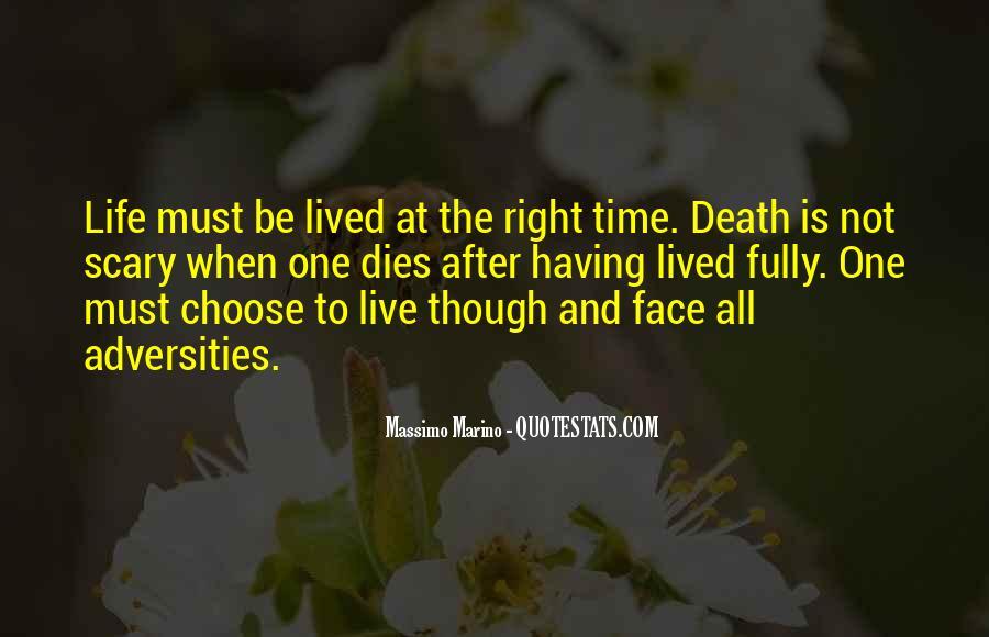 Massimo Marino Quotes #728566
