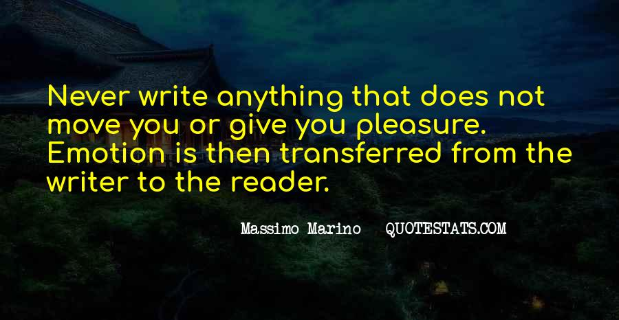 Massimo Marino Quotes #779872