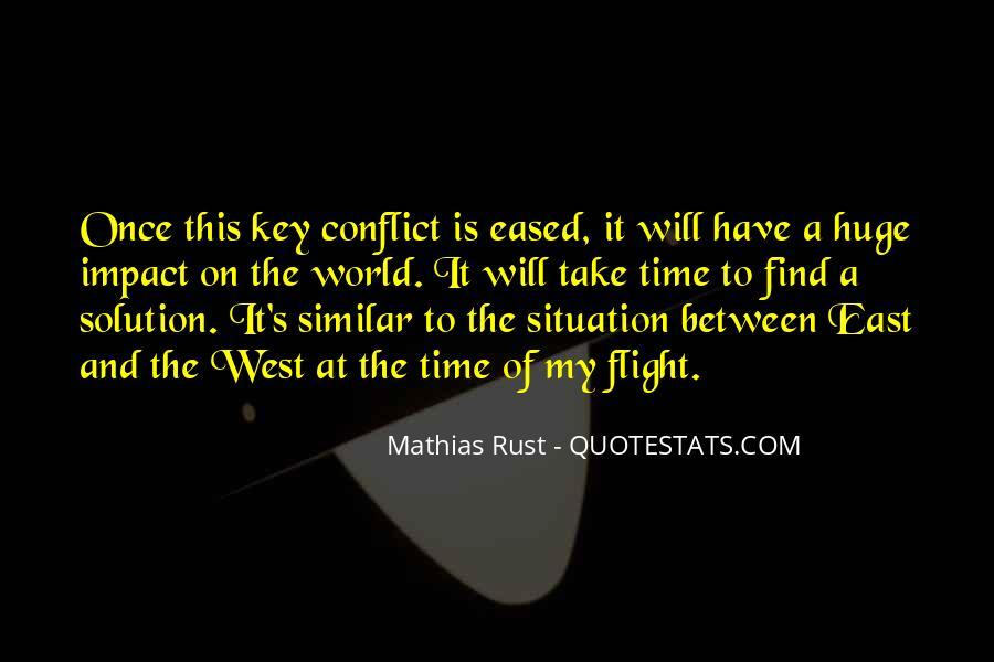 Mathias Rust Quotes #47565