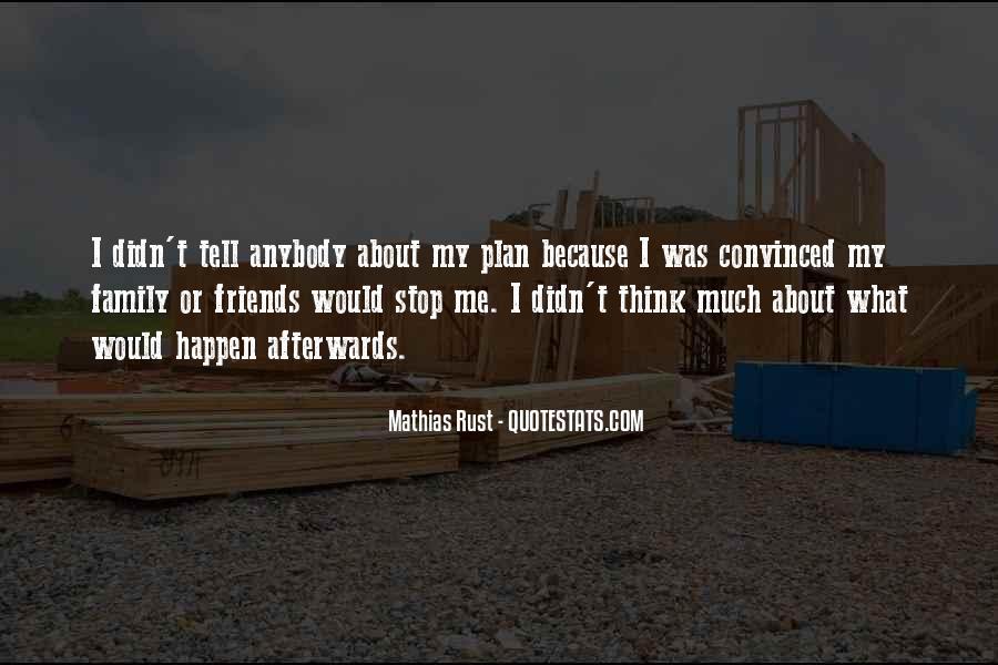Mathias Rust Quotes #713948