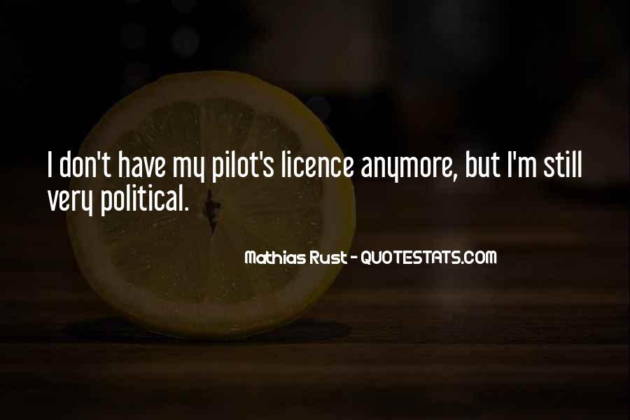 Mathias Rust Quotes #945056