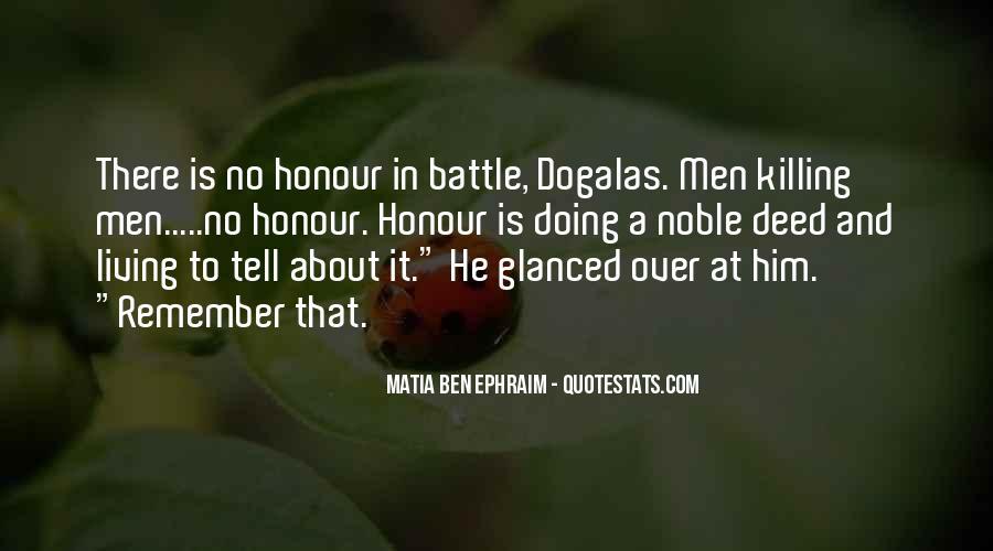 Matia Ben Ephraim Quotes #1674867