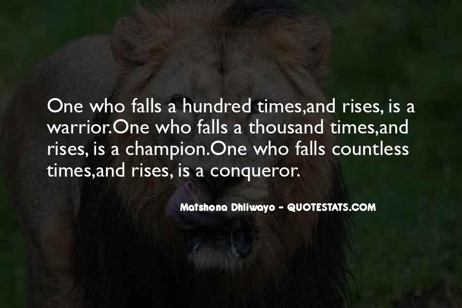 Matshona Dhliwayo Quotes #1082406