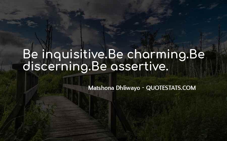 Matshona Dhliwayo Quotes #1091164