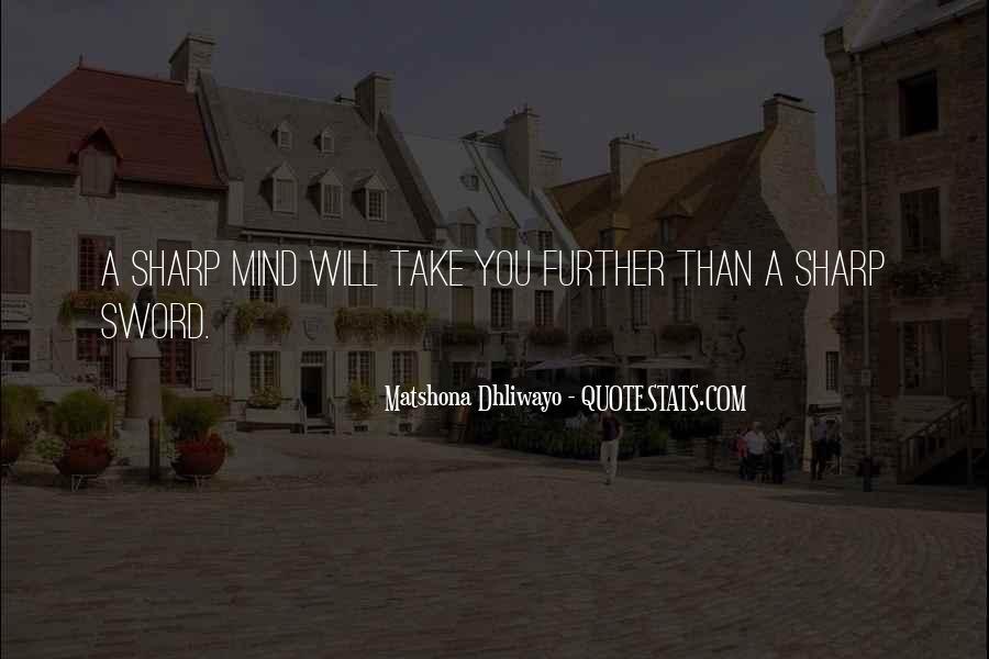Matshona Dhliwayo Quotes #1105486