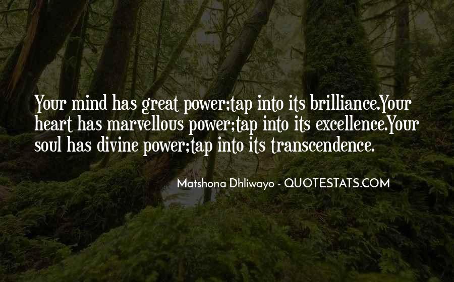 Matshona Dhliwayo Quotes #1133382