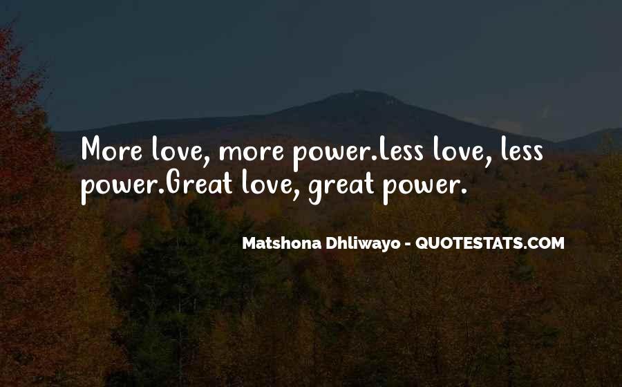 Matshona Dhliwayo Quotes #1396290