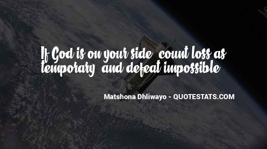 Matshona Dhliwayo Quotes #1466282