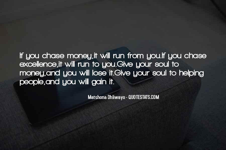 Matshona Dhliwayo Quotes #1584696