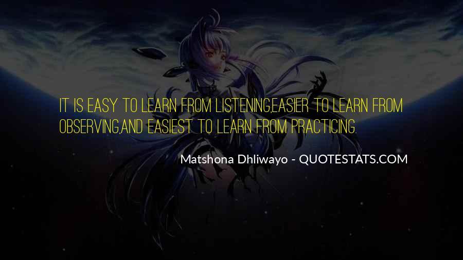 Matshona Dhliwayo Quotes #1616195