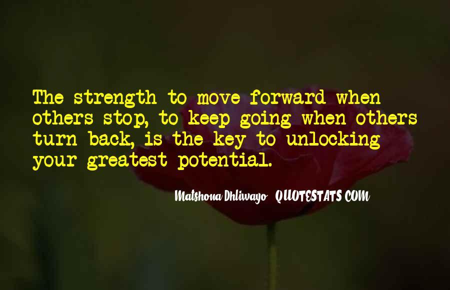 Matshona Dhliwayo Quotes #167537