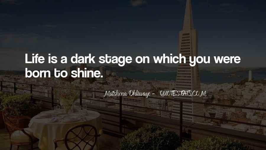 Matshona Dhliwayo Quotes #1691438