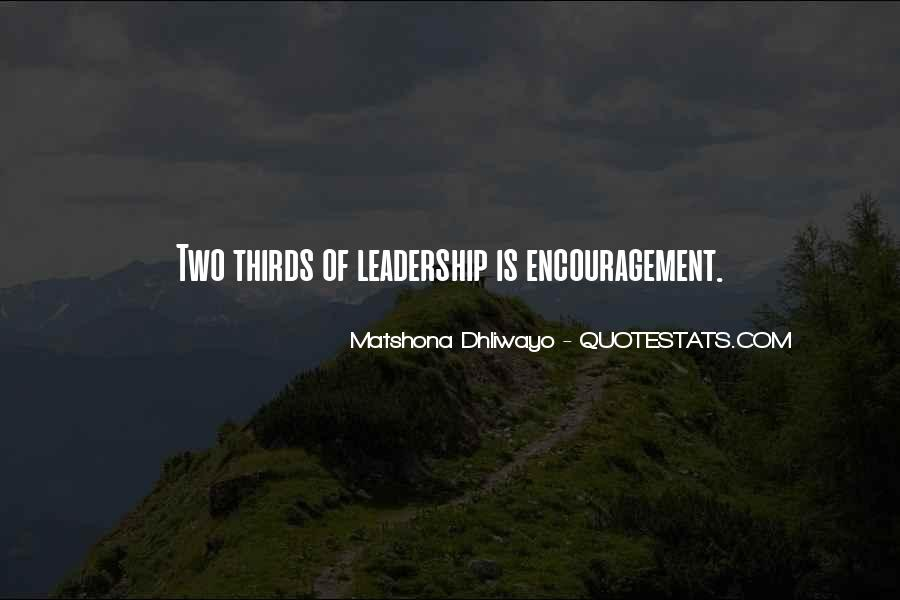 Matshona Dhliwayo Quotes #1820572