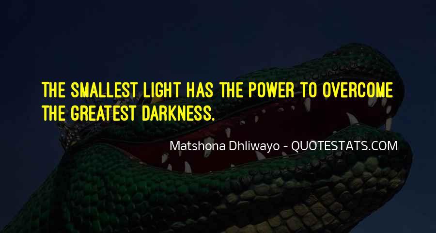 Matshona Dhliwayo Quotes #212943