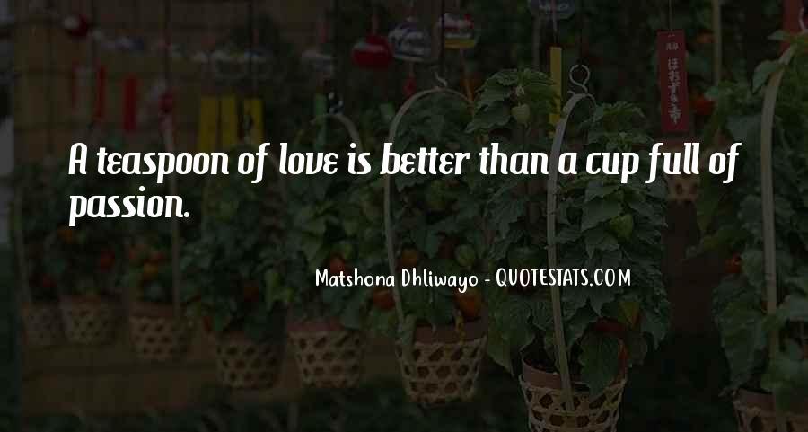 Matshona Dhliwayo Quotes #215038
