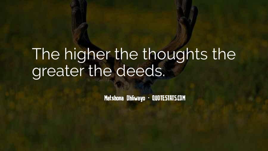 Matshona Dhliwayo Quotes #348566