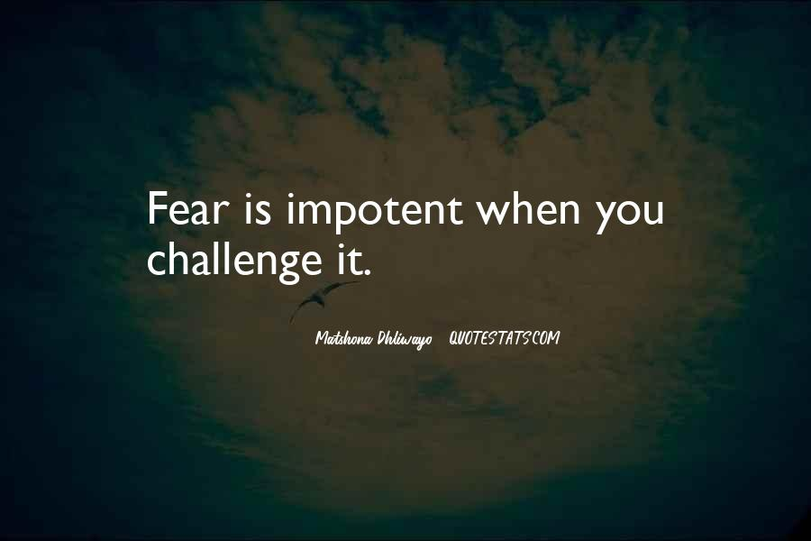 Matshona Dhliwayo Quotes #509462
