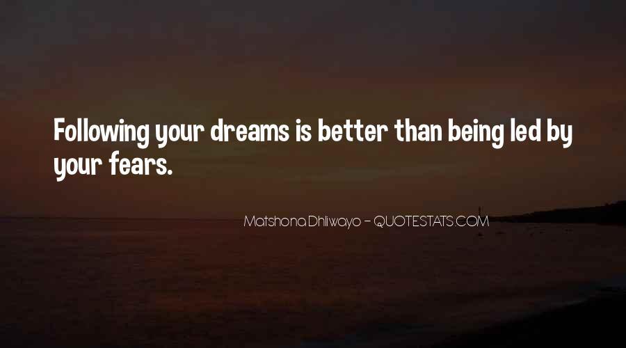 Matshona Dhliwayo Quotes #625916