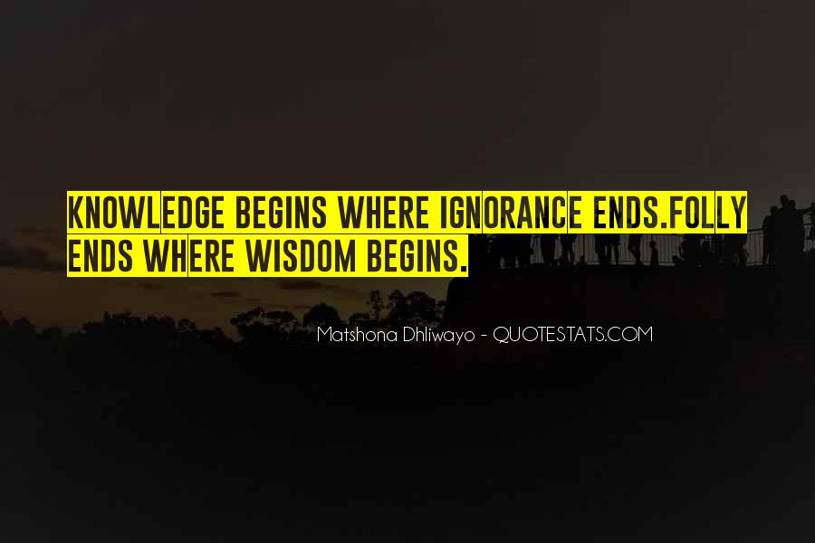 Matshona Dhliwayo Quotes #730833