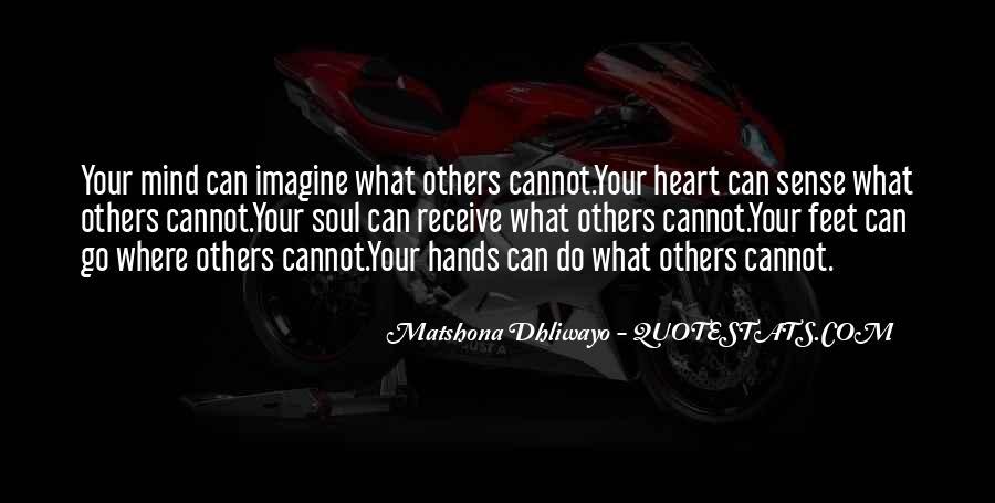 Matshona Dhliwayo Quotes #742654