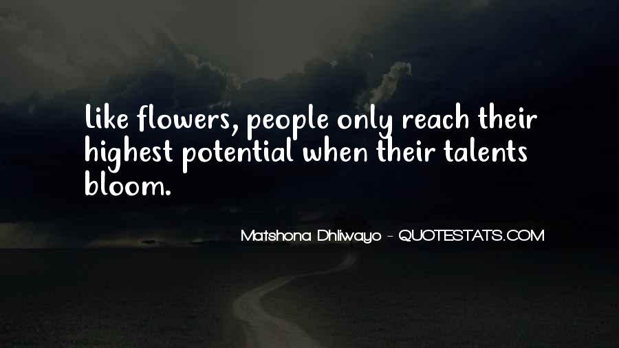 Matshona Dhliwayo Quotes #766908