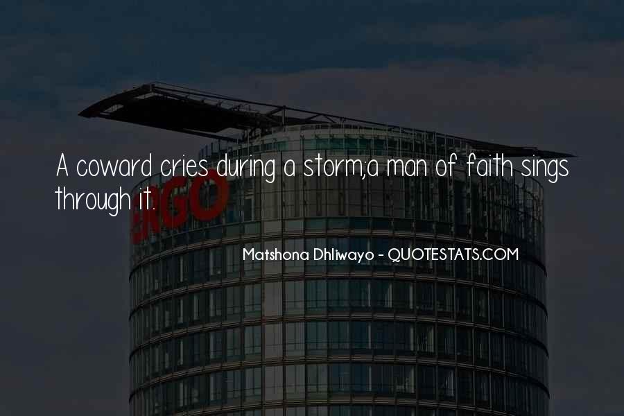 Matshona Dhliwayo Quotes #778146