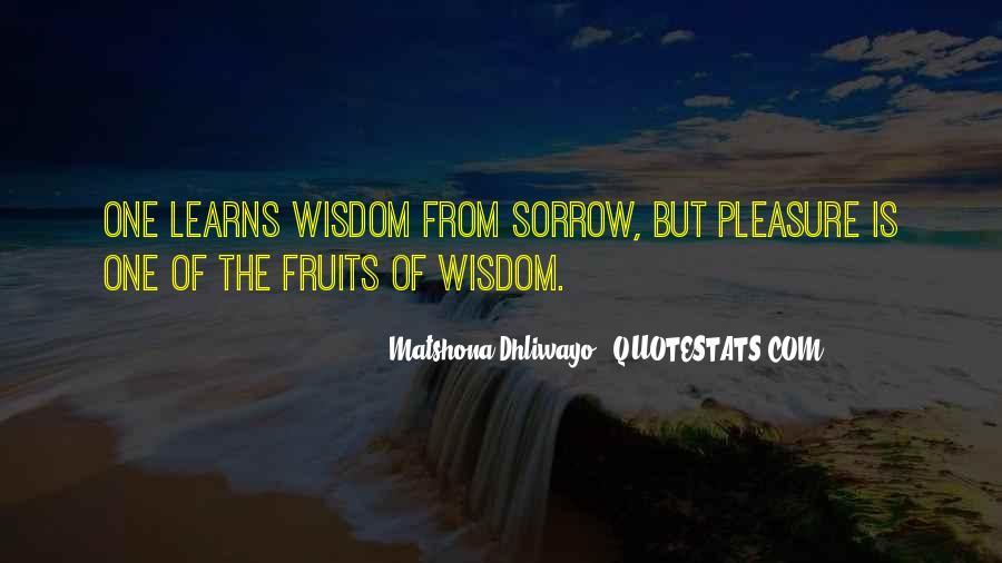 Matshona Dhliwayo Quotes #816611