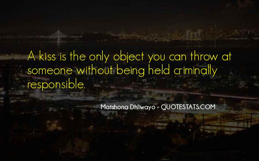 Matshona Dhliwayo Quotes #842667