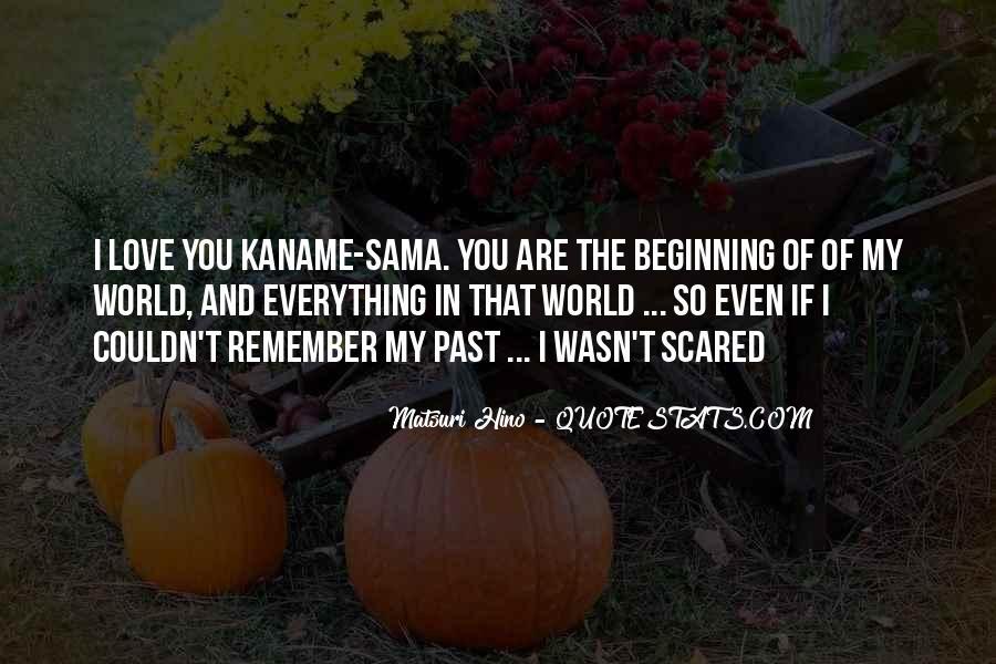 Matsuri Hino Quotes #1016584