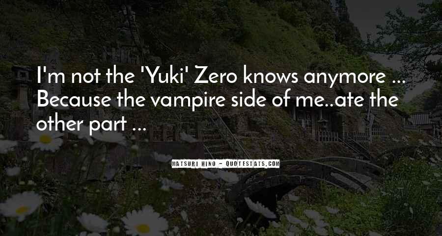 Matsuri Hino Quotes #1797054