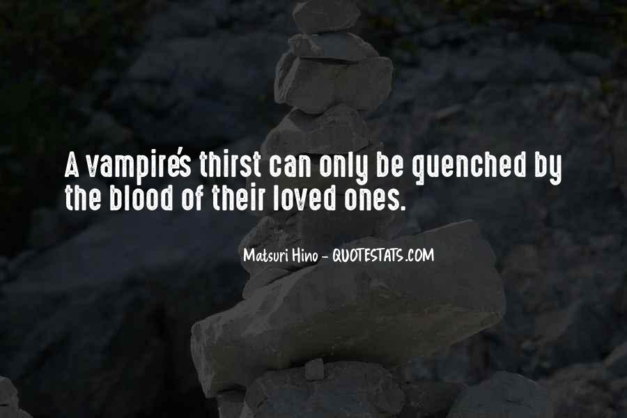 Matsuri Hino Quotes #422218