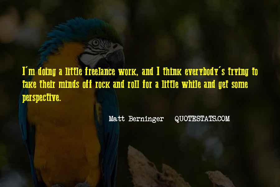 Matt Berninger Quotes #1370293