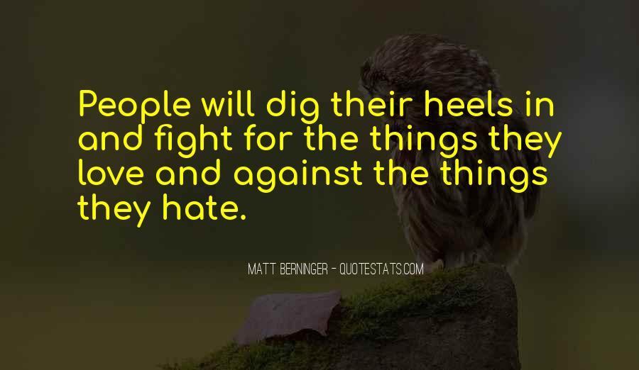 Matt Berninger Quotes #1435189
