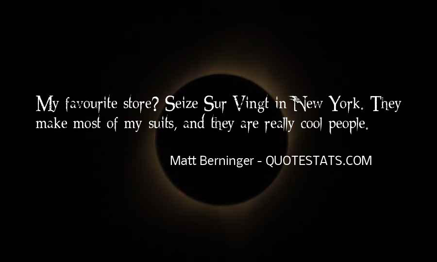 Matt Berninger Quotes #1580152