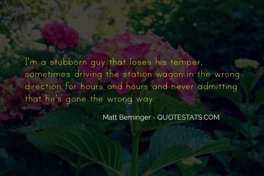 Matt Berninger Quotes #1627431