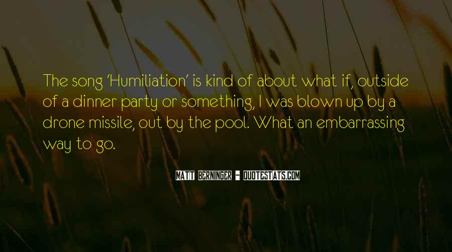 Matt Berninger Quotes #1862249