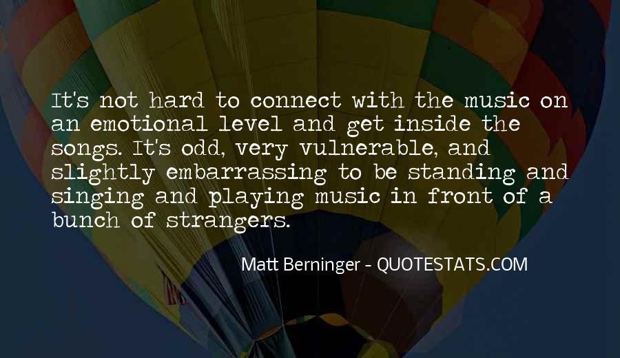 Matt Berninger Quotes #263482