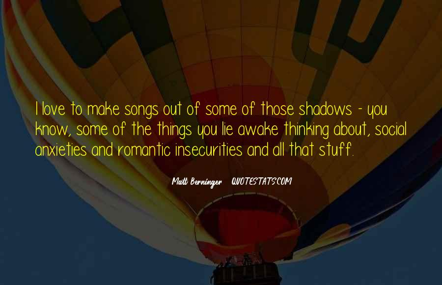 Matt Berninger Quotes #486873