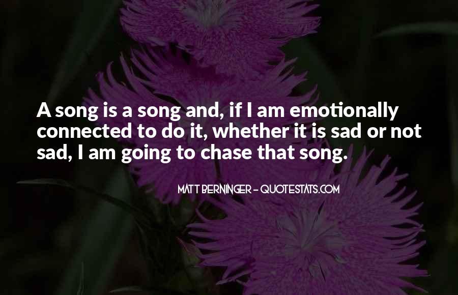 Matt Berninger Quotes #61722
